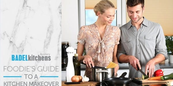 foodie's guide to kitchen makeover