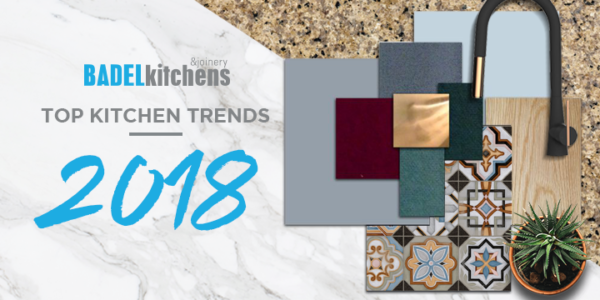 top kitchen trends 2018