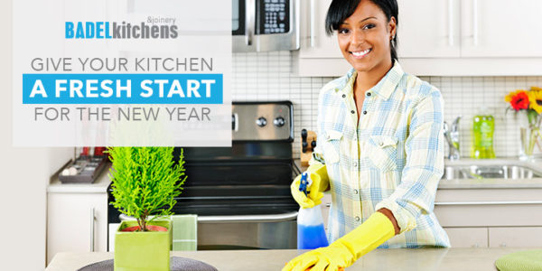 give your kitchen a fresh start for the new year