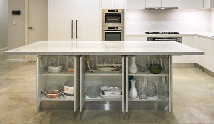 homeowners' dream kitchens