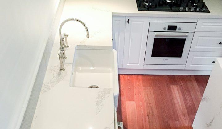 Large single sink