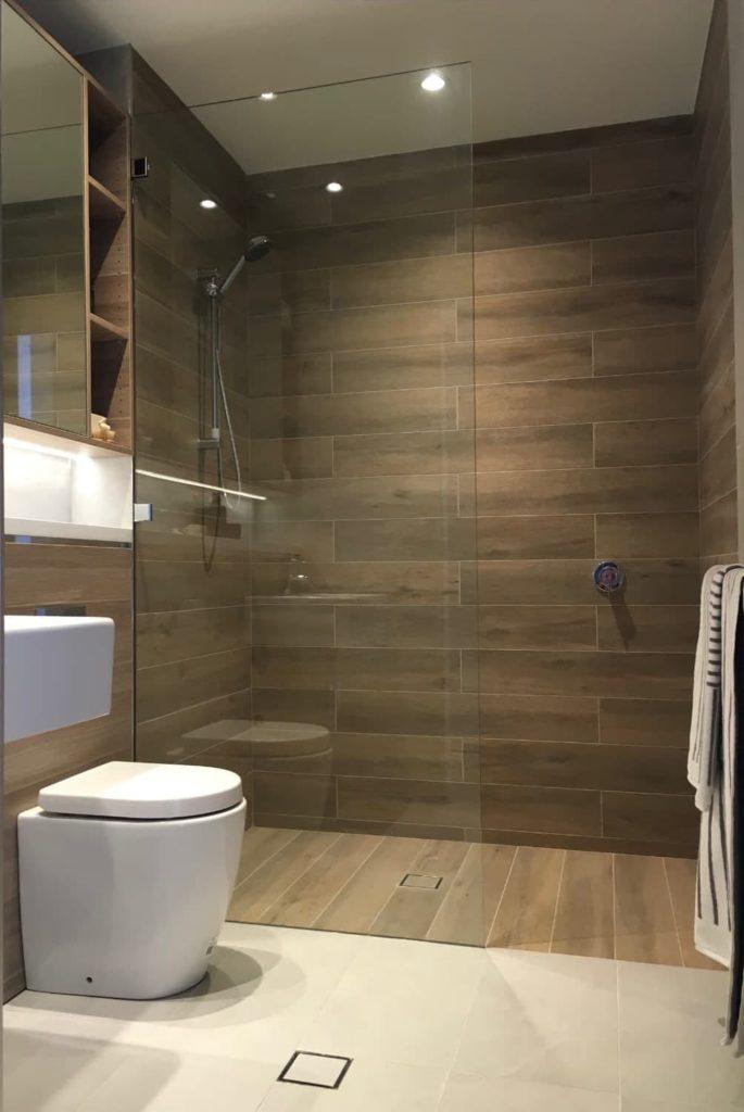 display suite northwest bathroom reno