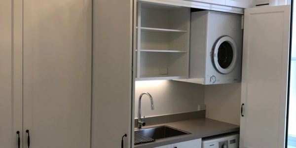 house arncliffe laundry room cabinet