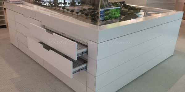 display suite parramatta custom commercial joinery