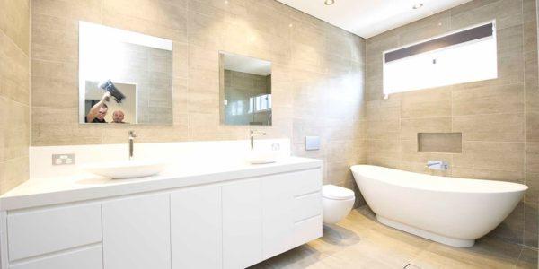 Norwest home bathroom renovation