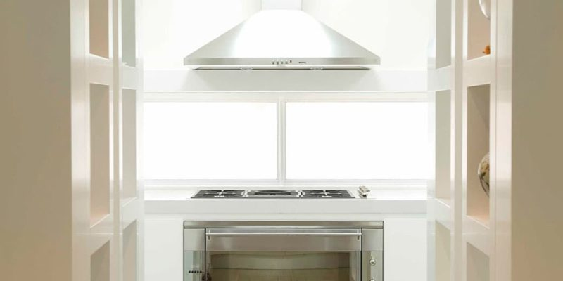 Norwest home kitchen range and hood