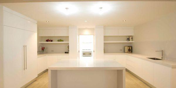 Norwest home custom kitchen