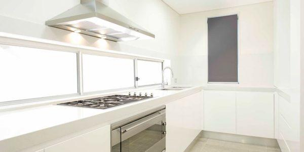 Norwest home minimalist kitchen