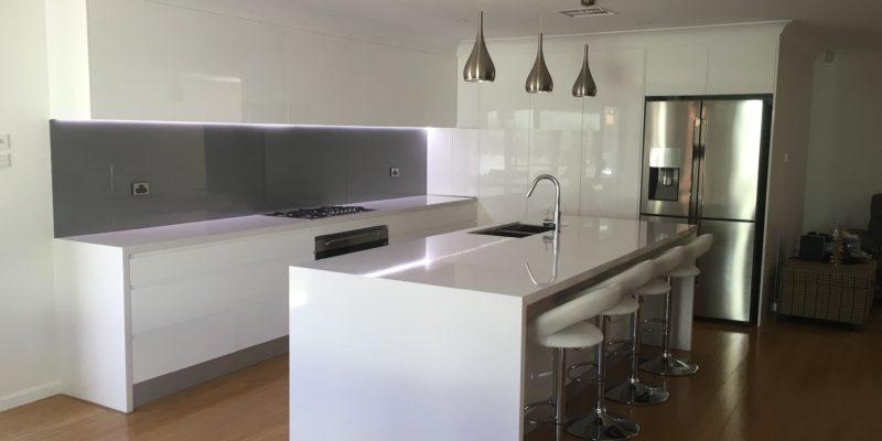 glenmore park kitchen view