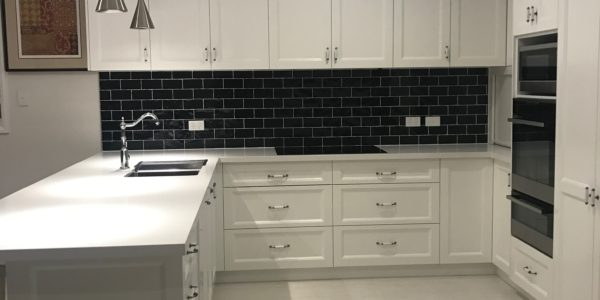 Ettalong Beach kitchen custom project