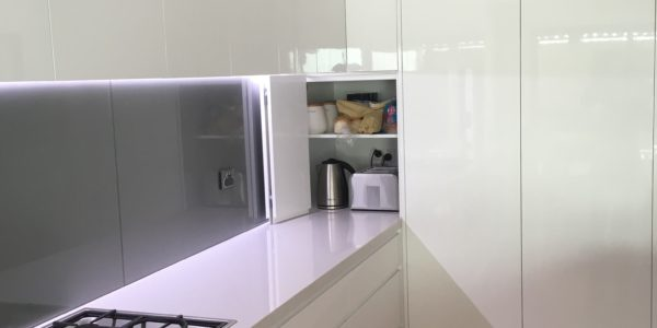 glenmore park kitchen hidden cabinet
