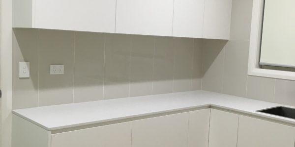 Kellyville kitchen island corner cabinet