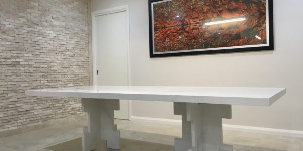 Kellyville custom dining table