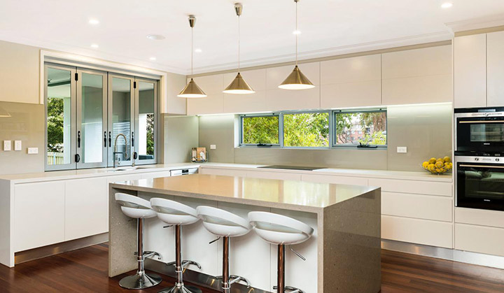 kitchen Sydney showrooms 2