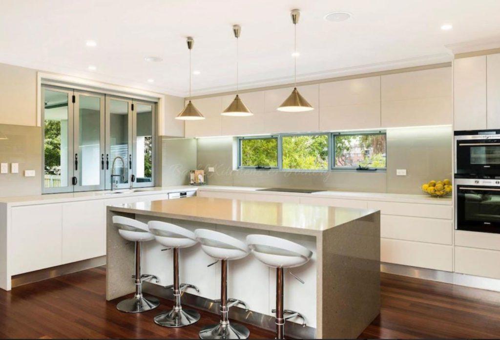 Sydney kitchen renovation project