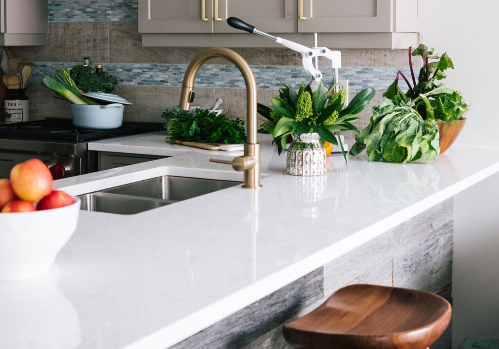 Fixtures used in kitchen renovations Sydney