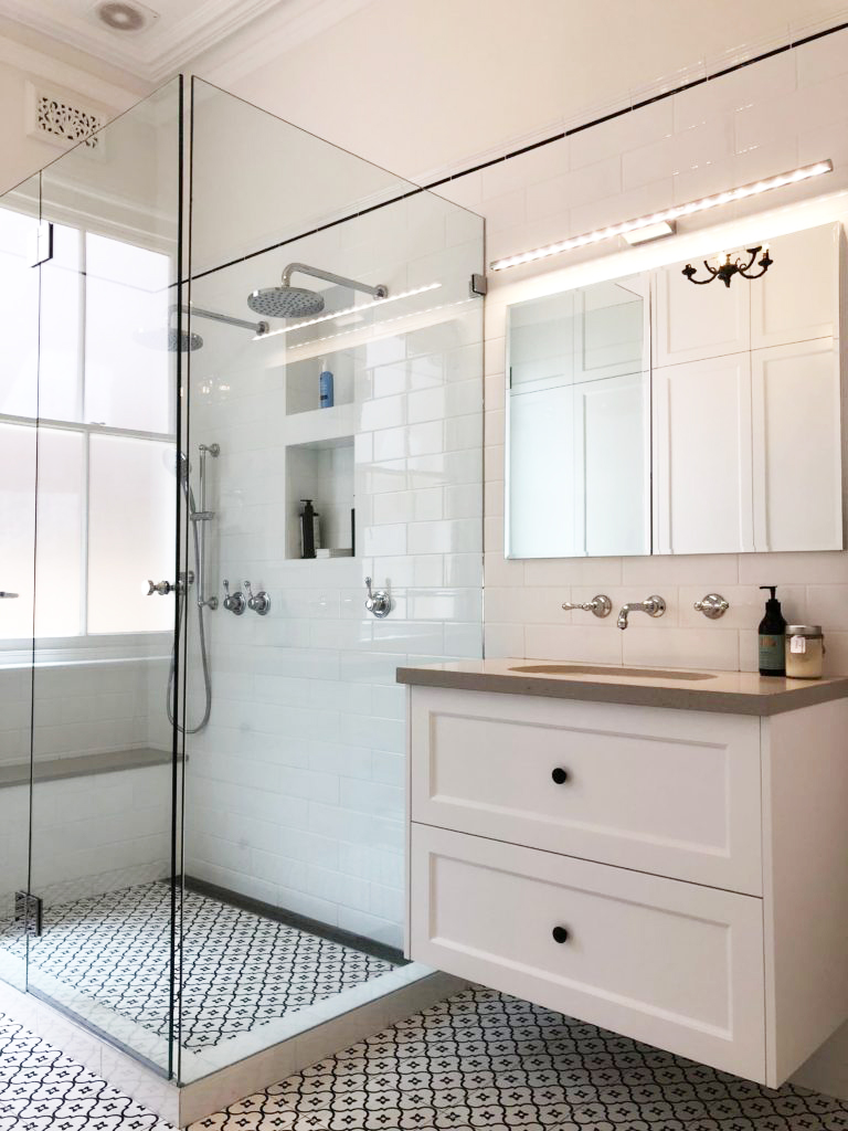 bathroom design Arncliffe renovation