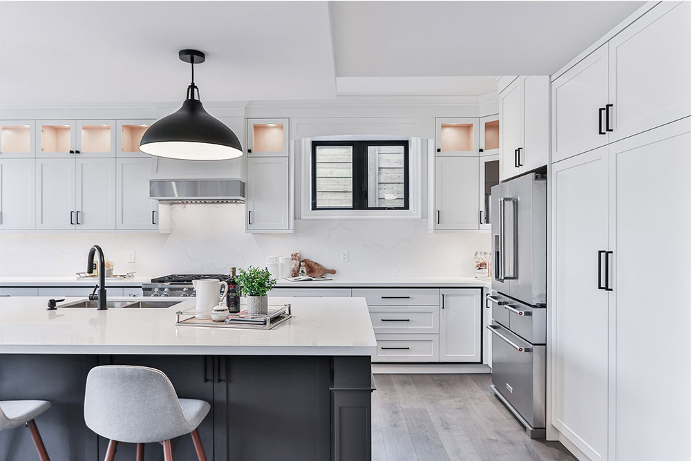 how much does a mid-range kitchen cost?