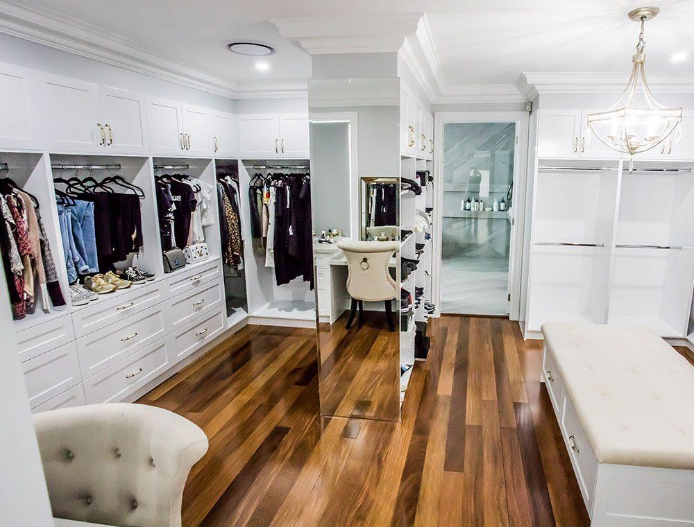 custom wardrobes sydney